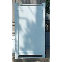 Liquid Sunshine Outdoor Shower Enclosure