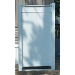 Liquid Sunshine Outdoor Shower Enclosure