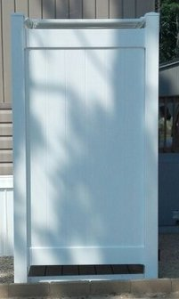 Liquid Sunshine Outdoor Shower Enclosure - Buy Online in UAE