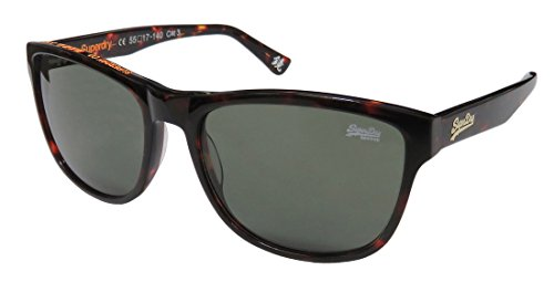 Superdry Sds Ni Mens/Womens Designer Full-rim 100% UVA & UVB Lenses Sunglasses/Sun Glasses (55-17-140, - Sunglasses Case Superdry