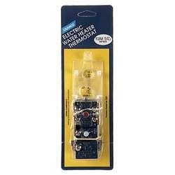 Camco 07843 Single Element Water Heater Thermostat with HLC ()