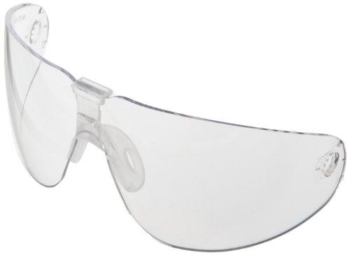 Eyewear Replacement Lens - 3M Lexa Protective Eyewear Replacement Lens, 15245-00000-20 Clear Anti-Fog Lens, Medium (Pack of 20)