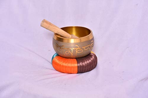 Arts From India - Cuenco tibetano para meditación y yoga ...