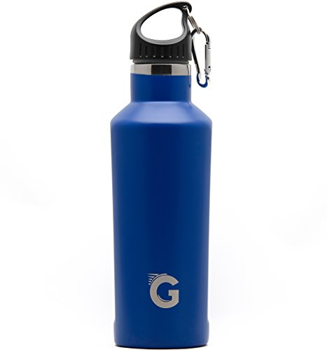 6d56de4f279c GO Active Flex- Stainless Steel Double Wall Bottle Comes with 3 lids. Use  Hot as a Travel Coffee Mug or Cold as Insulated Sport Bottle. Hot Drinks  12+ ...