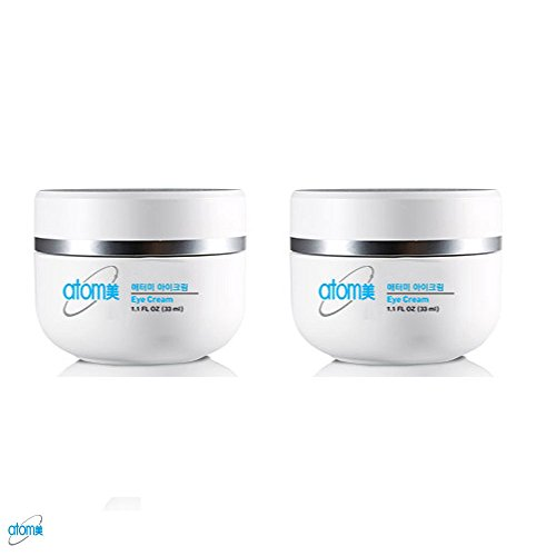 Atomy-Eye-Cream-11-Fl-Oz-33ml-Herbal-Skin-Care-Anti-Aging-Wrinkle-Improvement-2-Bottles-1-Set