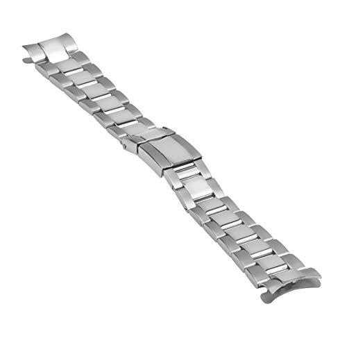 - Oyster Watch Band Bracelet for 36MM Rolex Daytona FLIP Lock P/C 20MM END