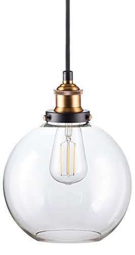 Antique Gold Pendant Light in US - 2