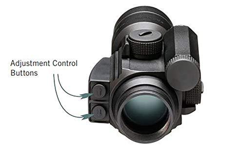 Vortex Optics Strikefire II Red Dot Sight - 4 MOA Red/Green Dot with Vortex Hat by Vortex Optics (Image #5)