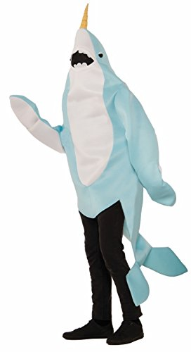 Forum Novelties 76238 Men's Narwhal Costume, One Size -