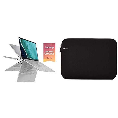 🥇 Asus Chromebook Flip C434 2 in 1 Laptop