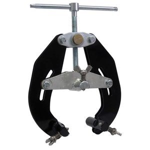 Sumner Manufacturing 781520 Ultra Qwik Clamp, 2'' to 6'', Steel/Stainless Steel by Sumner Manufacturing