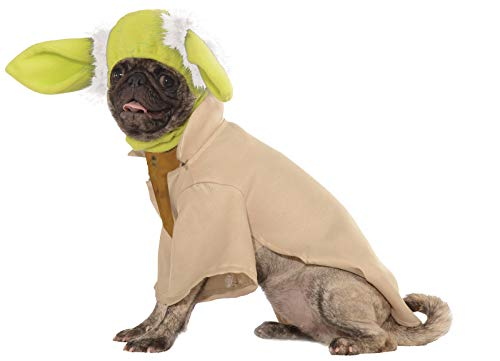 Star Wars Yoda Pet Costume (L) ()