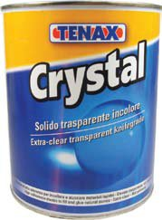 Tenax Crystal (Water Clear) Knife Grade -1Ltr (Granite Resin compare prices)