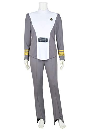 DEREN Star Trek The Motion Picture James T. Kirk Cosplay Costume Suit Size XL -