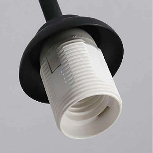 LED-licht met 5 koppen modern, minimalistisch, woonkamer Amerikaans smeedijzer, lampen, met 5 W, wit