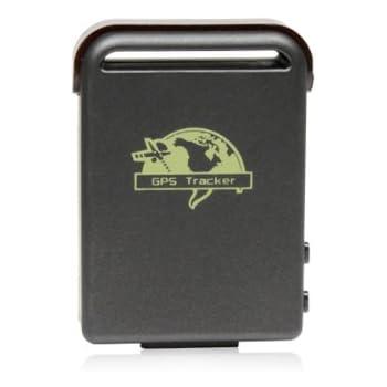 Sunvalleytek TK-102 GPS/GPRS/GSM Personal Tracker (4-Frequency)