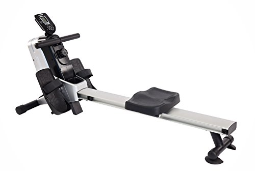 (Stamina Multi-Level Magnetic Resistance Rower, Compact Rowing Machine)