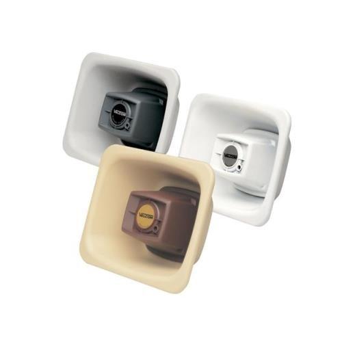 (VALCOM VC-V-1080-BGE 1 Watt 1 Way FlexHorn - Beige - NEW - White Box -)