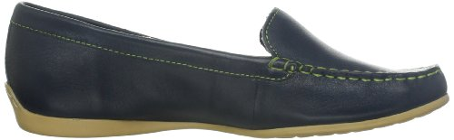 Rockport Donna Demisa Plain Flat Dress Blues