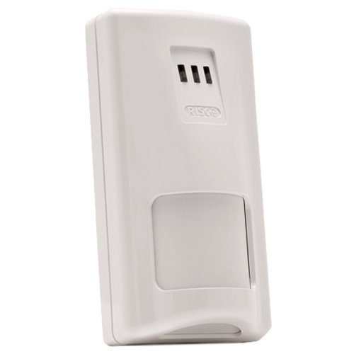 Risco RK800Q00000B iWISE Quad PIR Motion Sensor, 50 Ft.