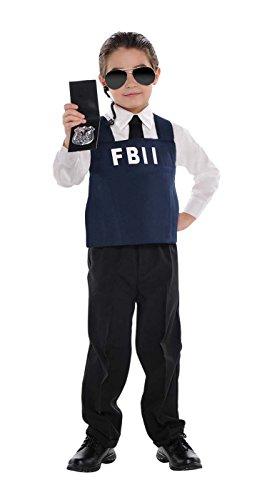 Amscan FBI Agent Kit - Child -