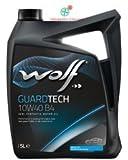 WOLF Olio motore 5 Litri GUARDTECH 10W40 B4 5L