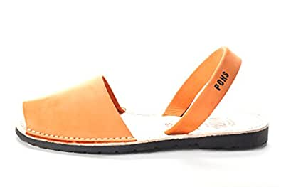 510 - Avarca Pons Classic Style Women - Peach - 34 ( US 4 )