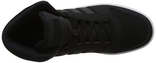 Adidas Hoops 20 Mid - Db0113 Nero