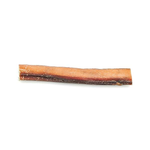 Best Bully Sticks Premium Thick Bully Sticks - All-Natural, Grain-Free, 100% Beef, Single-Ingredient Dog Treat Chew Promotes Dental Health 3