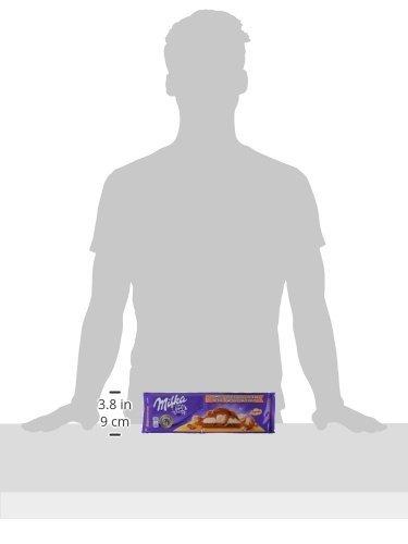 Milka caramelo y avellanas pack de 4 x 300gr (1200 gr): Amazon.es: Alimentación y bebidas