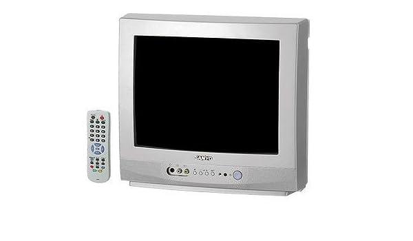 Sanyo CE 14 AT 3 - CRT TV: Amazon.es: Electrónica