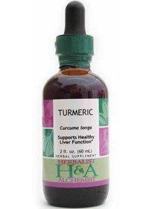 Herbalist & Alchemist- Turmeric Extract 2 oz