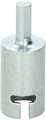 Rieco-Titan Products (TST-129) Zinc Plated Drill Adapter Tripod Camper Jacks