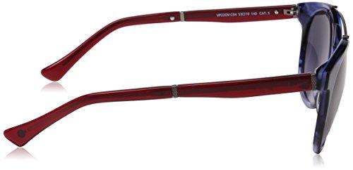 Sol Adulto Unisex 53 Vespa Blu Azul Gafas de Eye 67wxgqt