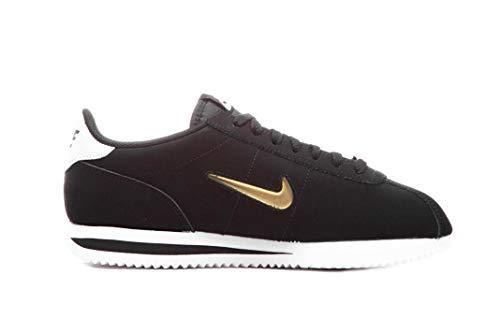 Nero Jewel Donna Basic Gold Nike 004 Cortez '18Scarpe metallic phantom Fitness Metallizzatoblack oro Da Wmns T3l1cuKJF