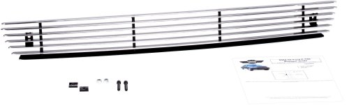 Carriage Works Truck Part (Carriage Works 42122 Polished Aluminum Billet Grille)