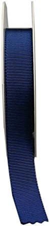 木馬グログランリボン 15ミリ 50cm価格 19 紺