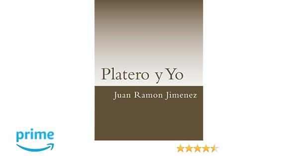 Platero y Yo (Libros Clasicos) (Spanish Edition): Juan Ramon ...