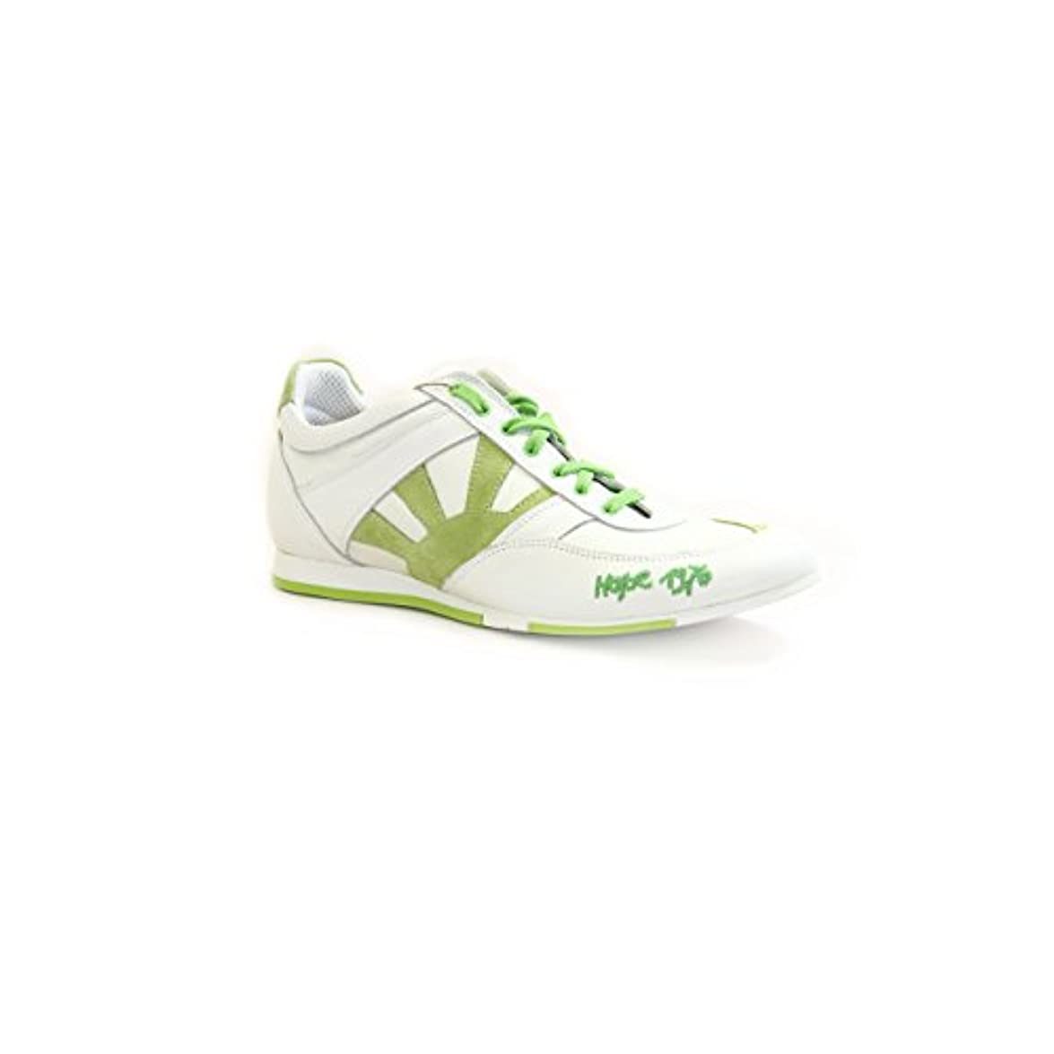 Kejo Nagoya Leather And Mesh Women Sneakers