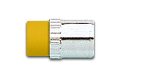 Cross Switch-It Eraser Refills, Five 0.7mm Pencil Converter Yellow Erasers Per Card (8781)