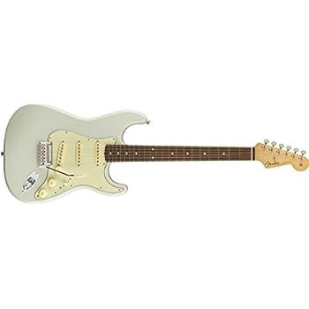 Fender Classic Player 60's Stratocaster Electric Guitar - Pau Ferro Fingerboard - Sonic Blue