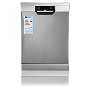 IFB Neptune SX1 Fully-automatic Front-loading Dishwasher (15 Place Settings, Stainless Steel, Inbuilt Heater, Aqua…