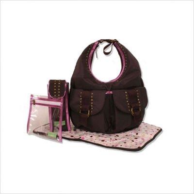 Sara Hobo Style Diaper Bag