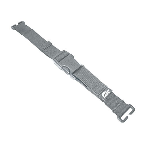 lowe-alpine-universal-chest-strap-grey