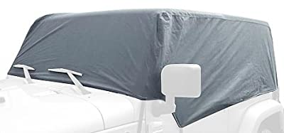 Rampage Jeep 1263 Breathable 4 Layer Car Cover