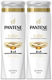2-Pack Pantene Pro-V Color Revival 2-in-1 Shampoo & Conditioner