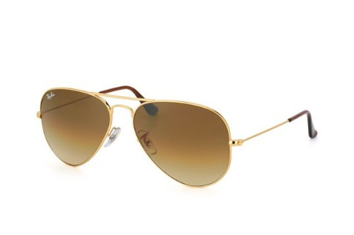 Ray-Ban Aviator Metal Sunglasses RB3025 001/51 - Arista Gold Crystal Brown Gradient - Medium Size 58mm Description change to:Ray-Ban Aviator Metal Sunglasses RB3025 001/51 - Arista Gold Crystal Brown Gradient - Ray Arista Gold Ban