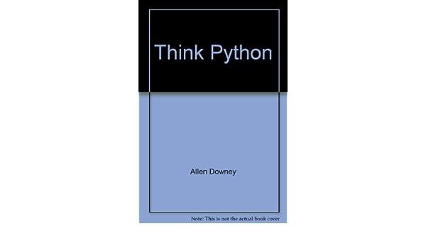 Think Python Book
