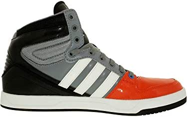Adidas Men/'s Court Attitude Ankle-High Leather Sneaker