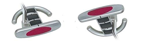 Womens Left Hand Edition Two-Ball Putter: PS-3 (Pro-Series) Ladies Regular Length (Left, 34 Inches) USA (Putter Affinity)
